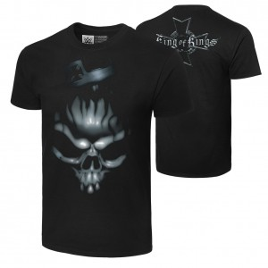 "Triple H ""King of Kings"" Retro T-Shirt"