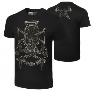 "Triple H ""Destroyer & Creator"" Authentic T-Shirt"