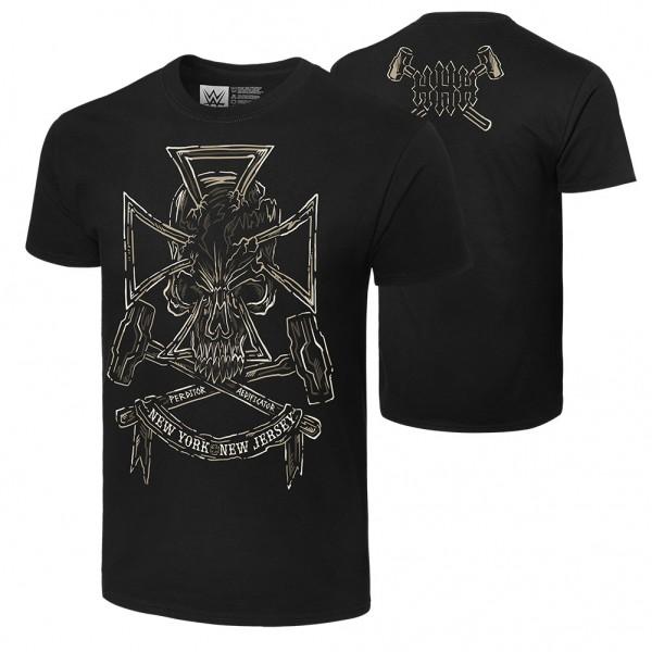 """Triple H """"Destroyer & Creator"""" Authentic T-Shirt"""