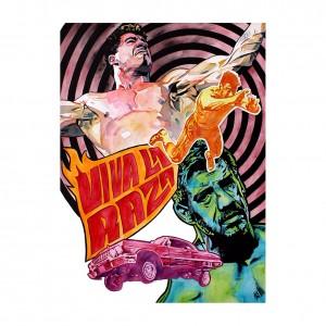 Eddie Guerrero 2019 11 x 14 Rob Schamberger Art Print