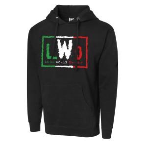 """Eddie Guerrero """"LWO"""" Pullover Hoodie Sweatshirt"""