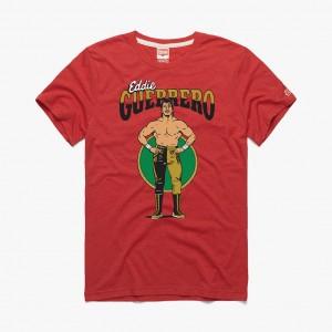 """Eddie Guerrero """"Latino Heat"""" Homage T-Shirt"""