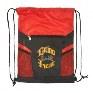 "Eddie Guerrero ""Latino Heat"" Drawstring Bag"