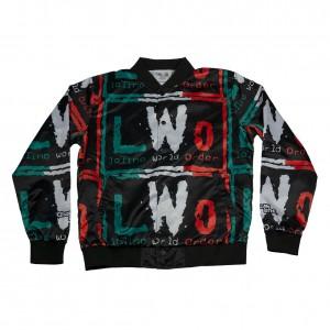 "Eddie Guerrero ""LWO"" Chalk Line Jacket"