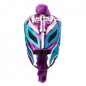 Rey Mysterio Purple/Teal Replica Mask