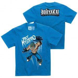 """Rey Mysterio """"Booyaka!"""" Youth T-Shirt"""