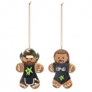 D-Generation X Gingerbread Ornament