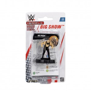 Big Show HeroClix Expansion Pack