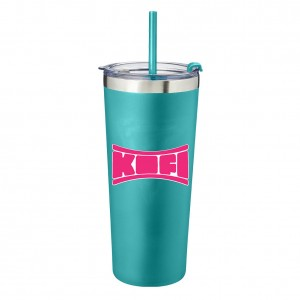Kofi Kingston 24 oz. Stainless Steel Tumbler