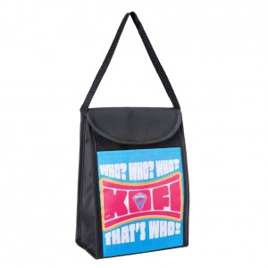 "Kofi Kingston ""Kofi That's Who!"" Lunch Cooler"