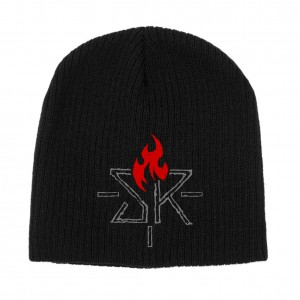 "Seth Rollins ""Ignite the Will"" Knit Beanie Hat"