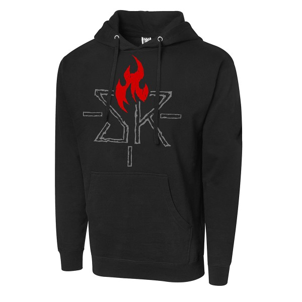 "Seth Rollins ""Ignite the Will"" Pullover Hoodie Sweatshirt"