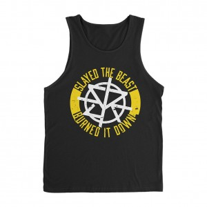 "Seth Rollins ""Slayed the Beast"" Tank Top"