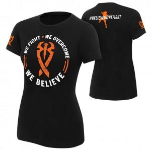 """Roman Reigns """"We Believe"""" Women's Authentic T-Shirt"""