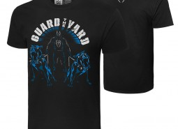 "Roman Reigns ""Guard The Yard"" Authentic T-Shirt"