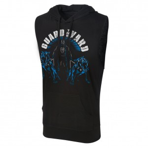 "Roman Reigns ""Guard The Yard"" Lightweight Sleeveless Hoodie"