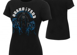 "Roman Reigns ""Guard The Yard"" Women's Authentic T-Shirt"