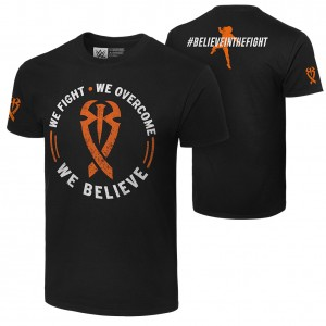 """Roman Reigns """"We Believe"""" Youth Authentic T-Shirt"""