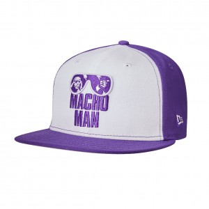 Macho Man New Era 9FIFTY Snapback Hat