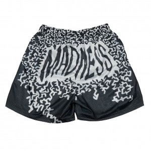 "Macho Man Randy Savage ""Madness"" Chalk Line Shorts"