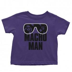 Macho Man Randy Savage Toddler T-Shirt