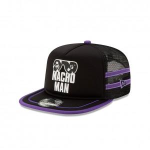 Macho Man Randy Savage New Era Golfer Snapback Hat