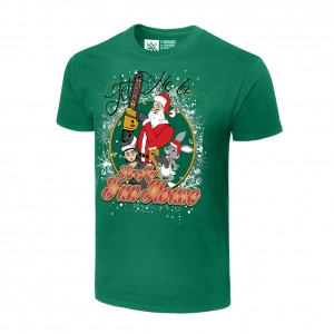 "Bray Wyatt ""Firefly Funhouse"" Holiday T-Shirt"