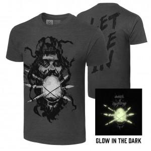 """Bray Wyatt """"Lantern"""" Authentic T-Shirt"""