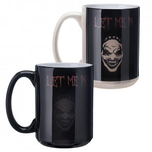 "Bray Wyatt ""Let Me In"" Heat Activated Mug"