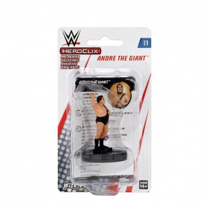 Andre The Giant HeroClix Expansion Pack