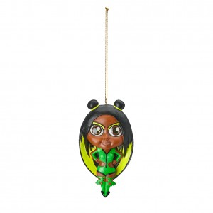 Naomi Elf Ornament