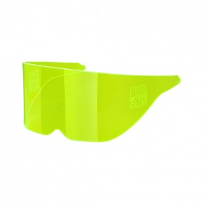 Naomi Neon Green Sunglasses