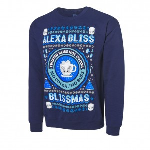 "Alexa Bliss ""Blissmas"" Ugly Holiday Sweatshirt"