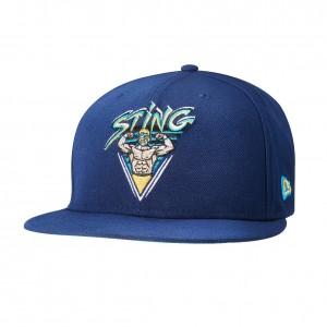 Surfer Sting Retro All Stars New Era 9Fifty Snapback Hat
