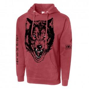 """nWo """"Wolfpac"""" Pullover Hoodie Sweatshirt"""
