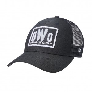 nWo New Era 9Forty Trucker Hat