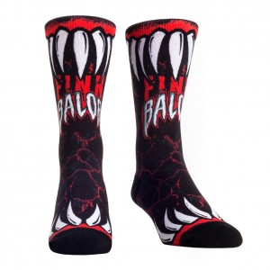 """Finn Bálor """"Demon Bite"""" Rock 'Em Socks"""