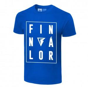 """Finn Bálor """"Balor"""" Blue T-Shirt"""