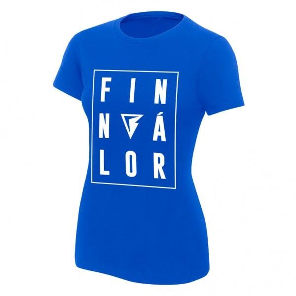 """Finn Bálor """"Balor"""" Blue Women's T-Shirt"""