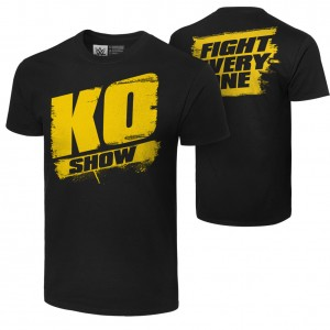 """Kevin Owens """"KO Show"""" Authentic T-Shirt"""