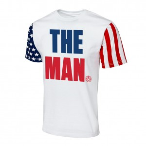 "Becky Lynch ""Stars & Stripes"" Collection T-Shirt"