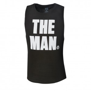 "Becky Lynch ""The Man"" Muscle T-Shirt"
