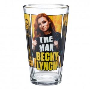 Becky Lynch Superstar Pint Glass