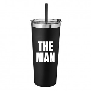 """Becky Lynch """"The Man"""" 24 oz. Stainless Steel Tumbler"""