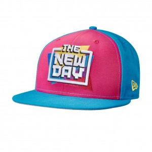 """The New Day """"We Ain't Booty"""" New Era 9Fifty Snapback Hat"""