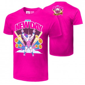 "The New Day ""Pancake Unicorn"" Authentic T-Shirt"