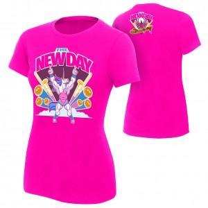 "The New Day ""Pancake Unicorn"" Women's Authentic T-Shirt"