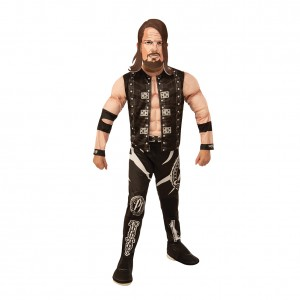 AJ Styles Deluxe Halloween Youth Costume 2019