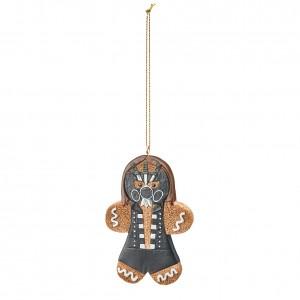 AJ Styles Gingerbread Ornament