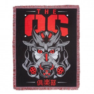 """The Club """"OC"""" Tapestry Blanket"""